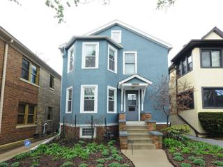 1406  Ashland Avenue  , Evanston, IL 60201 (MLS #08603295) :: Jameson Sotheby's International Realty