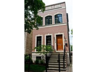 3312 N Leavitt Street  , Chicago, IL 60618 (MLS #08619857) :: Jameson Sotheby's International Realty