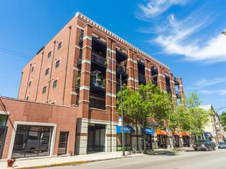 2222 W Belmont Avenue  504, Chicago, IL 60618 (MLS #08640821) :: Jameson Sotheby's International Realty