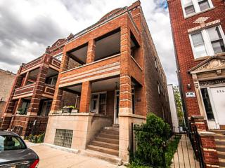 2548 W Augusta Boulevard  1F, Chicago, IL 60622 (MLS #08665308) :: The Nimick Team