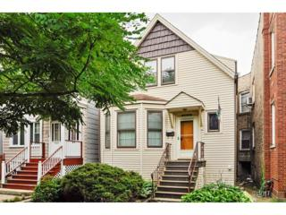 2447 W Belle Plaine Avenue  , Chicago, IL 60618 (MLS #08675301) :: Jameson Sotheby's International Realty