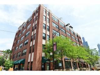 812 W Van Buren Street  3D, Chicago, IL 60607 (MLS #08679634) :: Jameson Sotheby's International Realty