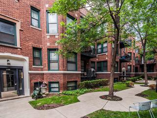 1144 W Pratt Boulevard  1S, Chicago, IL 60626 (MLS #08680277) :: Jameson Sotheby's International Realty