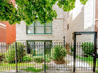 2742 N Wolcott Avenue  2, Chicago, IL 60614 (MLS #08681765) :: Jameson Sotheby's International Realty
