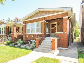 5541 W Wilson Avenue  , Chicago, IL 60630 (MLS #08682833) :: The Nimick Team