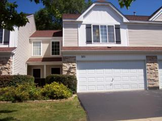371  Locksley Drive  371, Streamwood, IL 60107 (MLS #08682982) :: Jameson Sotheby's International Realty