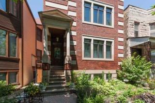 2122 W Bradley Place  , Chicago, IL 60618 (MLS #08683549) :: Jameson Sotheby's International Realty