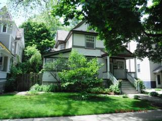 1318  Elmwood Avenue  , Evanston, IL 60201 (MLS #08686804) :: Jameson Sotheby's International Realty