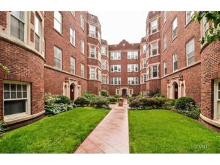 736  Hinman Avenue  2W, Evanston, IL 60202 (MLS #08693979) :: Jameson Sotheby's International Realty