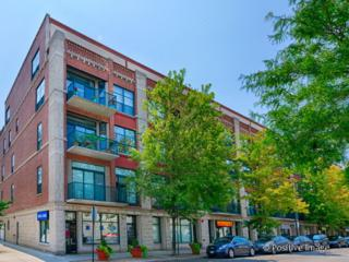 841 W Monroe Street  3A, Chicago, IL 60607 (MLS #08694748) :: Jameson Sotheby's International Realty