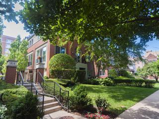 816  Hinman Avenue  4, Evanston, IL 60202 (MLS #08696176) :: Jameson Sotheby's International Realty