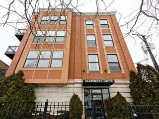 3944 N Claremont Avenue  205, Chicago, IL 60618 (MLS #08709758) :: Jameson Sotheby's International Realty