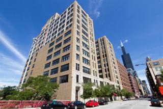 728 W Jackson Boulevard  912, Chicago, IL 60661 (MLS #08713765) :: Jameson Sotheby's International Realty