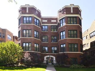 1325 W Greenleaf Avenue  1, Chicago, IL 60626 (MLS #08716787) :: Jameson Sotheby's International Realty