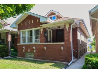 2543 W Cullom Avenue  , Chicago, IL 60618 (MLS #08729358) :: Jameson Sotheby's International Realty