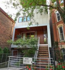1852 N Sedgwick Street  , Chicago, IL 60614 (MLS #08729428) :: Jameson Sotheby's International Realty