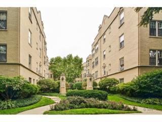 700  Hinman Avenue  1I, Evanston, IL 60202 (MLS #08729569) :: Jameson Sotheby's International Realty