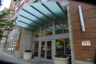 933 W Van Buren Street  626, Chicago, IL 60607 (MLS #08731498) :: Jameson Sotheby's International Realty