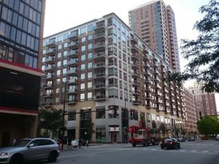 1 E 8TH Street  506, Chicago, IL 60605 (MLS #08731994) :: Jameson Sotheby's International Realty