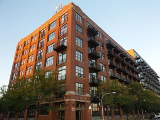 1250 W Van Buren Street  207, Chicago, IL 60607 (MLS #08734819) :: Jameson Sotheby's International Realty