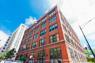 331 S Peoria Street  406, Chicago, IL 60607 (MLS #08734846) :: Jameson Sotheby's International Realty