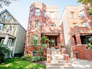 3830 N Leavitt Street  3, Chicago, IL 60618 (MLS #08738352) :: Jameson Sotheby's International Realty