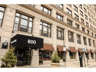 600 S Dearborn Street  1708, Chicago, IL 60605 (MLS #08751663) :: Jameson Sotheby's International Realty