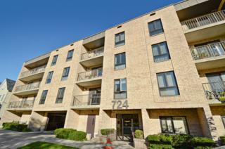 724  12th Street  311, Wilmette, IL 60091 (MLS #08751905) :: Jameson Sotheby's International Realty