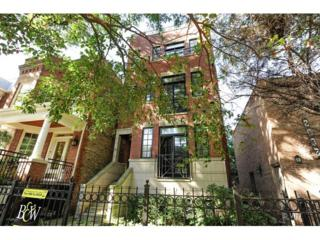 2630 N Mildred Avenue  3, Chicago, IL 60614 (MLS #08756708) :: Jameson Sotheby's International Realty