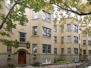 1009  Greenleaf Street  1W, Evanston, IL 60202 (MLS #08757455) :: Jameson Sotheby's International Realty