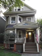 3924 N Oakley Street  1, Chicago, IL 60618 (MLS #08758593) :: Jameson Sotheby's International Realty