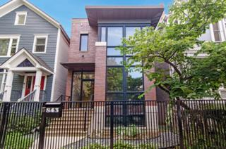 843 W Wrightwood Avenue  , Chicago, IL 60614 (MLS #08762532) :: Jameson Sotheby's International Realty