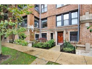 6832 N Lakewood Avenue  1, Chicago, IL 60626 (MLS #08762681) :: Jameson Sotheby's International Realty