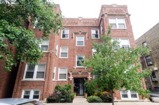 2548 W Sunnyside Avenue  3, Chicago, IL 60625 (MLS #08764816) :: Jameson Sotheby's International Realty