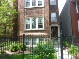 1350 W Rosedale Avenue  3, Chicago, IL 60660 (MLS #08766174) :: Jameson Sotheby's International Realty