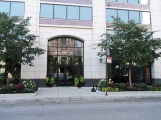 451 W Huron Street  1207, Chicago, IL 60654 (MLS #08769118) :: Jameson Sotheby's International Realty
