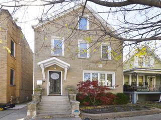 2469 W Hutchinson Street  , Chicago, IL 60618 (MLS #08772900) :: Jameson Sotheby's International Realty