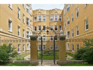 7403 N Hoyne Avenue  2, Chicago, IL 60645 (MLS #08789128) :: Jameson Sotheby's International Realty