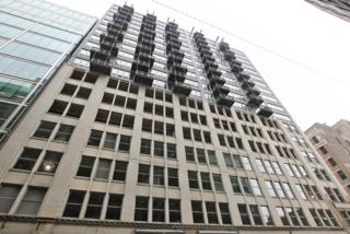 565 W Quincy Street  1812, Chicago, IL 60661 (MLS #08790159) :: Jameson Sotheby's International Realty