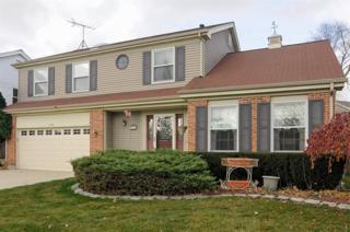 1056  Honeysuckle Drive  , Wheeling, IL 60090 (MLS #08793725) :: The Jacobs Group