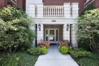 626  Homewood Avenue  304, Highland Park, IL 60035 (MLS #08797525) :: Jameson Sotheby's International Realty