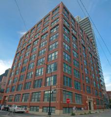 124 W Polk Street  905, Chicago, IL 60605 (MLS #08801833) :: Jameson Sotheby's International Realty