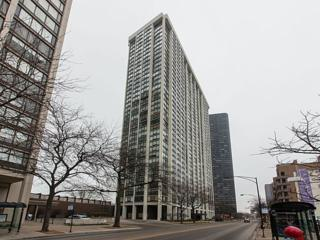 5445 N Sheridan Road  3910, Chicago, IL 60640 (MLS #08803236) :: Jameson Sotheby's International Realty