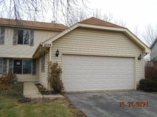 1226  Andover Circle  , Aurora, IL 60504 (MLS #08804552) :: The McKay Group