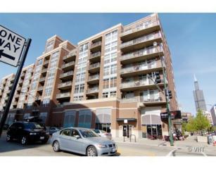111 S Morgan Street  504, Chicago, IL 60607 (MLS #08810905) :: Jameson Sotheby's International Realty