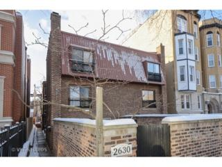 2630 N Orchard Street  C, Chicago, IL 60614 (MLS #08818607) :: Jameson Sotheby's International Realty