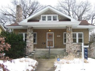 1116  Brummel Street  , Evanston, IL 60202 (MLS #08819815) :: Jameson Sotheby's International Realty