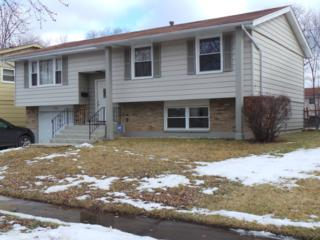 17111  Central Park Avenue  , Hazel Crest, IL 60429 (MLS #08820514) :: Jameson Sotheby's International Realty