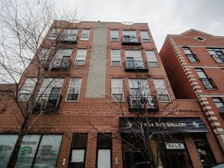 2041 W Belmont Avenue  3W, Chicago, IL 60618 (MLS #08825516) :: City Point Realty LLC