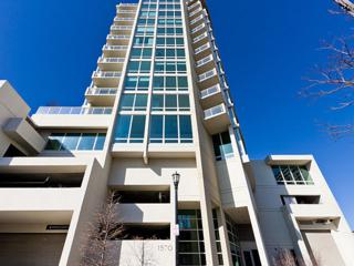 1570  Elmwood Avenue  909, Evanston, IL 60201 (MLS #08826465) :: Jameson Sotheby's International Realty